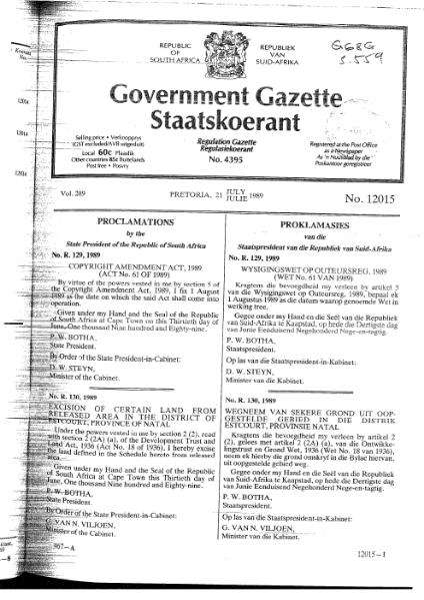 File:Commencement of the Copyright Amendment Act 1989.djvu