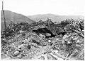 Comment ont été détruites les tranchées, par les tirs d'artillerie, sur le mont Cucco - Médiathèque de l'architecture et du patrimoine - AP62T104598.jpg