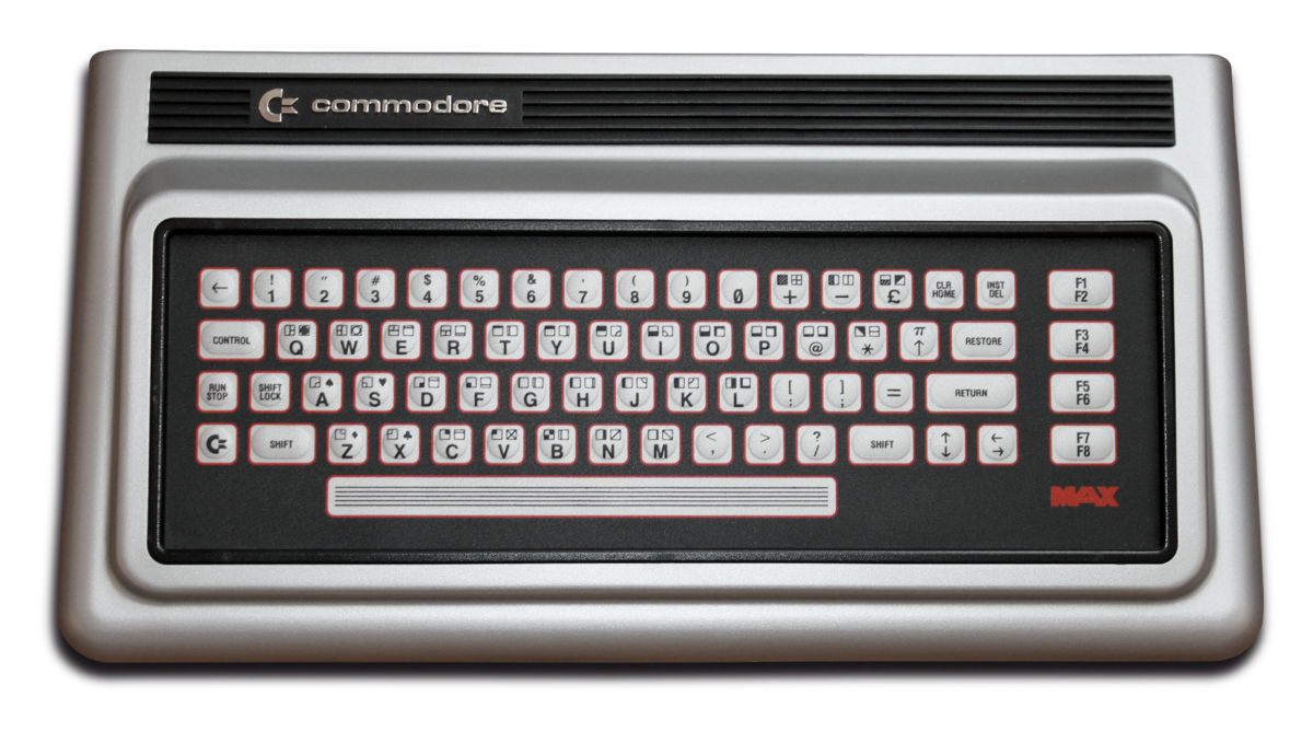 Commodore MAX Machine - Wikipedia