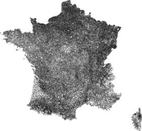 Localisation de Commune