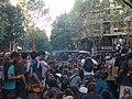 Concentració davant la seu CUP de Barcelona contra l'assalt policial - 8.jpg