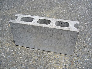 Concrete Block Filler