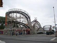 Coney Island Cyclone Roller Coaster Hours