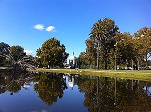 Confederate Park (Jacksonville) - Confederate Park