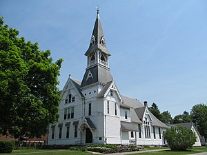 North Leominster - Congregational Church of Christ