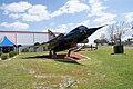 Convair YF2Y-1 Sea Dart 135765 RFront SNF Setup FLAirMuse 15March2014 (14399727259).jpg