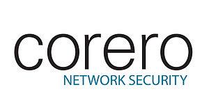 Corero Network Security company logo
