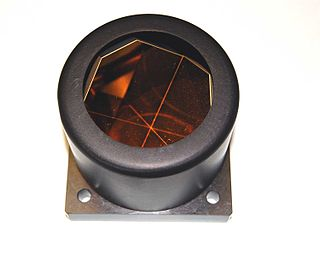 Retroreflector Device to reflect radiation back to its source