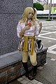 Cosplayer of Yuzu Aihara at CH5 20181013c.jpg