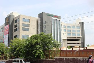 Courtyard by Marriott - Courtyard by marriott, DB Mall Bhopal