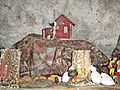 Crib in a stable in Le Vergini 15.jpg