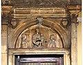 Cristoforo luvoni, madonna col bambino tra il conte vitaliano borromeo e il figlio, 1490-1500 ca., in santa maria podone.jpg