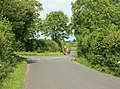 Crossroads south of Kington St, Michael - geograph.org.uk - 1365360.jpg