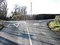 Crossroads south of Selattyn - geograph.org.uk - 1711637.jpg