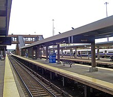 Croton-Harmon is a major train station along the Metro-North Hudson Line.