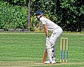 Crouch End CC v North London CC at Crouch End, Haringey London 18.jpg