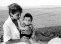 Crown Prince Reza and Princess Shanaz.png