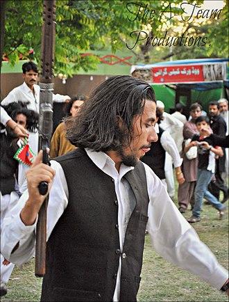 Mahsud - Cultural dance of Waziristan