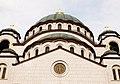 Cupola Hram Svetog Save.JPG