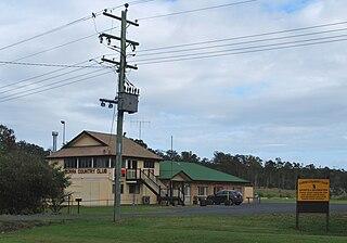 Curra, Queensland Suburb of Gympie Region, Queensland, Australia