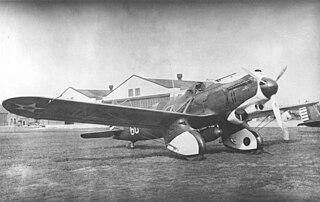 Curtiss A-8 attack aircraft by Curtiss