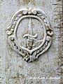 Cusano Mutri (BN), 2007, Bassorilievi del portale della Chiesa dei Santi Apostoli Pietro e Paolo. - Flickr - Fiore S. Barbato (1).jpg