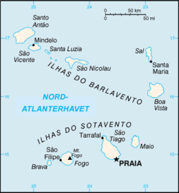 kart kapp verde Kapp Verde – Wikipedia