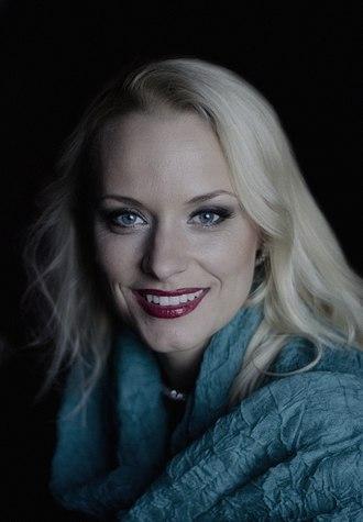 Sabina Cvilak - Sabina Cvilak in 2011