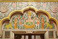 Décors du Palais (Fort Meherangarh, Jodhpur) (8417032260).jpg