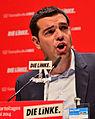 DIE LINKE Bundesparteitag 10. Mai 2014 Alexis Tsipras -12.jpg