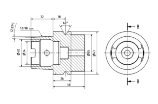 Engineering drawing Type of technical drawing used to define requirements for engineered items