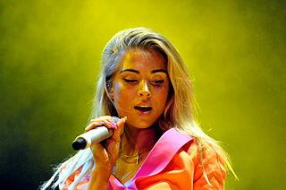 Aneta Sablik Polish singer