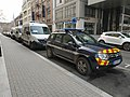 Dacia Duster gendarmerie nationale, Strasbourg 2019 01.jpg