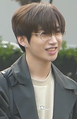 Daewon going to a Music Bank recording in April 2018.png