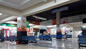 Daewoo bus terminal peshawar