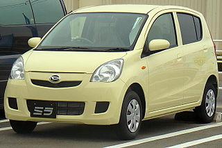 Daihatsu Mira Motor vehicle