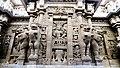 Dakshna murthy at kailasanathar temple (29576876797).jpg