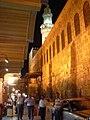 Damaskus, Omayaden Moschee beim ersten Abendentdeckungsspaziergang (38651215946).jpg