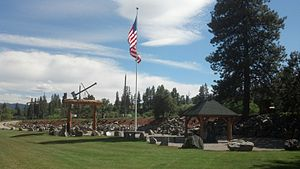Darby, Montana - Image: Darby Vets