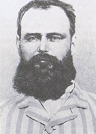 Sydney Riot of 1879 - Dave Gregory, the captain of New South Wales