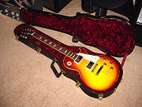 2005 Gibson '58 Reissue Les Paul in Iced Tea i...