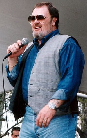 David Clayton-Thomas - Clayton-Thomas performing at Gulfstream Park in Hallandale, Florida