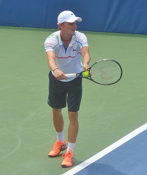David Goffin - David Goffin at the 2014 Winston-Salem Open