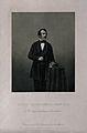 David Livingstone. Stipple engraving by D. J. Pound, 1858, a Wellcome V0003634.jpg