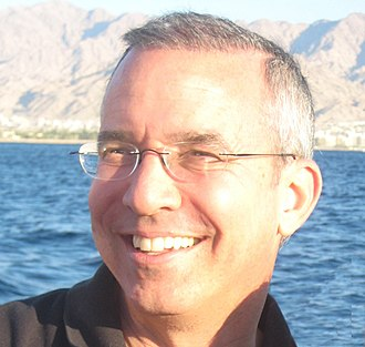 David Margolese - Margolese on the Red Sea in 2012.