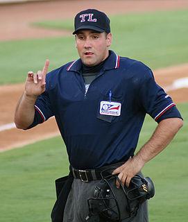 David Rackley American baseball umpire