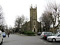 De Beauvoir Town, St. Peter's Church - geograph.org.uk - 1729349.jpg