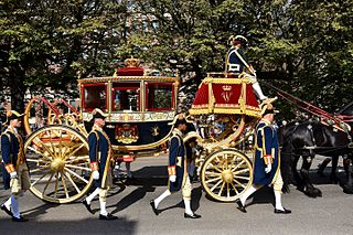 Glass Coach (Dutch royal carriage)