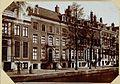 De Heerengracht bij de Utrechtschestraat, ziende op het Brentano Gesticht en de Amsterdamsche Bank.jpg