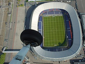 2002 UEFA Cup Final - De Kuip Stadium venue of the 2002 UEFA Cup Final